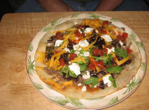 Navaho Tacos Recipe