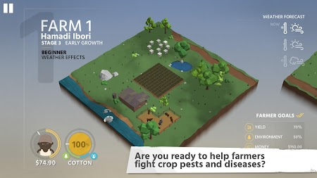 Crop Management Simulator Beta APK screenshot thumbnail 1