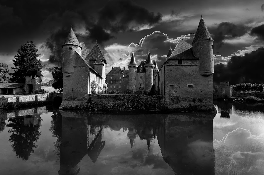 by Alain Labbe Alain - Black & White Landscapes (  )