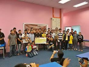 Photo: The winner & champions!