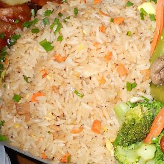 Spirit of Aloha (Disney's Polynesian Resort) Rice.