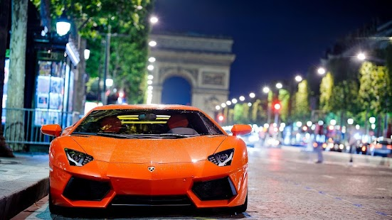 Sports Car Wallpapers HD - náhled