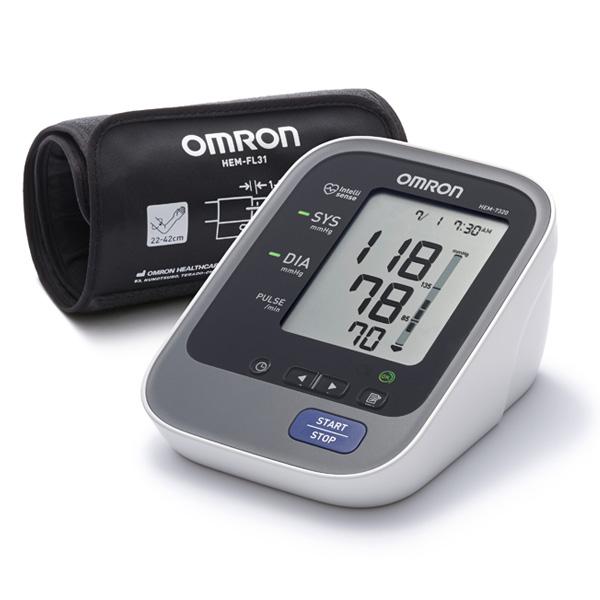 Sử dụng máy đo huyết áp dành cho gia đình để biết tình trạng huyết áp thực