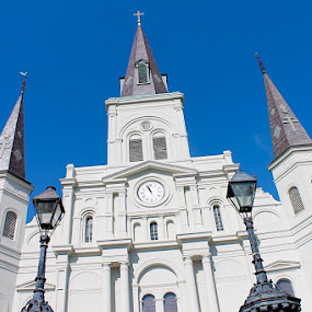 New Orleans Church by Amelia Rice - Buildings & Architecture Places of Worship ( new orleans, church, churches,  )