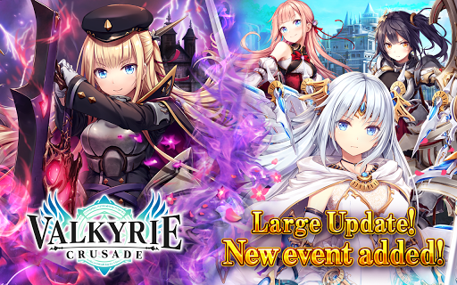 Code Triche Valkyrie Crusade 【Anime-Style TCG x Builder Game】 APK MOD (Astuce) screenshots 1