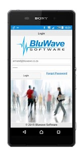 BluWave CRM Mobile- screenshot thumbnail