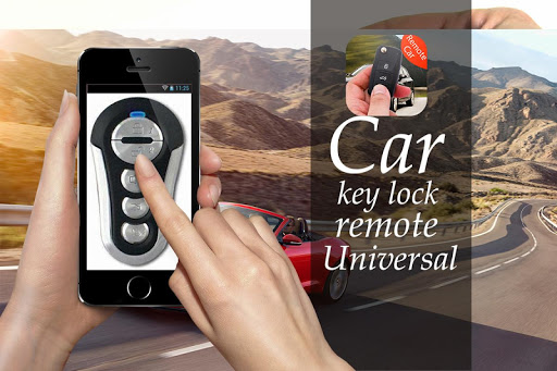 Car key lock remote Universal