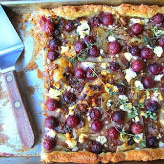 Grape Pizza