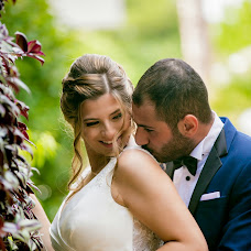 Wedding photographer Georgios Muratidis (MOURATIDIS). Photo of 28.06.2017