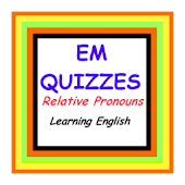 ENGLISH RELATIVE PRONOUNS