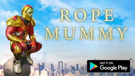 Rope Mummy Crime Simulator: Vegas Hero 1.0.1 screenshots 9