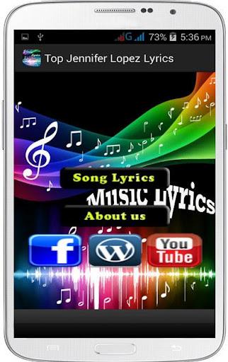 Top Jennifer Lopez Song Lyrics