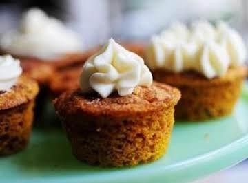 Moist Pumpkin Spice Muffins