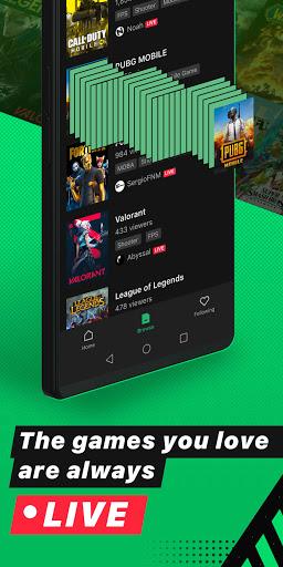 Trovo - Live Stream & Games 1.6.1.25 screenshots 2