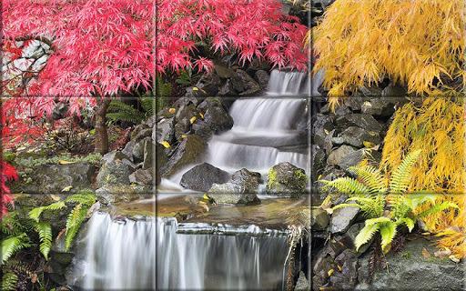 Puzzle - Amazing waterfalls apktram screenshots 5