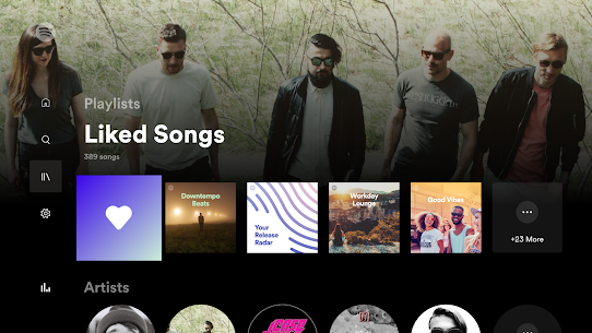 Spotify – Music and Podcasts 4