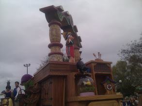 Photo: Disneyworld Magic Kingdom 1/27/2012