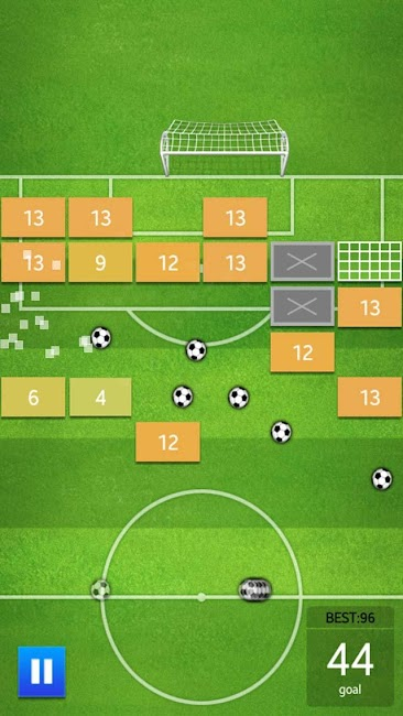 #13. Soccer Brick Game (Android)