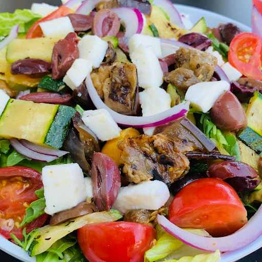 Grilled Vegetable Al Fresco Salad