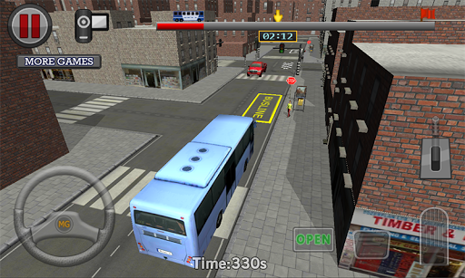 Chief Parking: Bus Parking 16