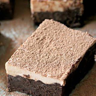 Chocolate Mousse Brownies or Best Brownies EVER!.