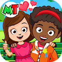 My Town : Best Friends' House games for kids icon