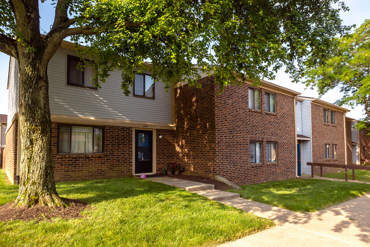 Henderson Court Apartments In Bloomington, Indiana