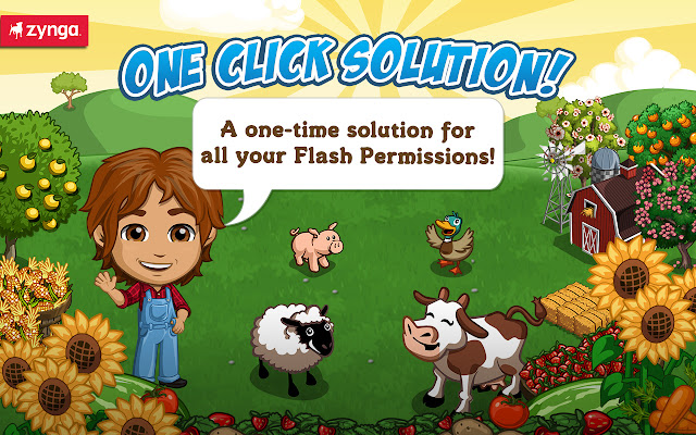 Farmville Flash Helper