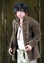 Photo: WIEN/ Akademietheater: DER TALISMAN von Johann Nestroy. Premiere 2. März 2013. Inszenierung: David Boesch. Johannes Krisch. Foto: Barbara Zeininger.