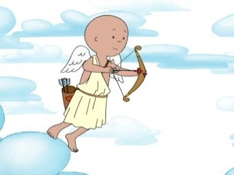 Caillou's Valentines/Hello Spring!/Caillou's April Fool