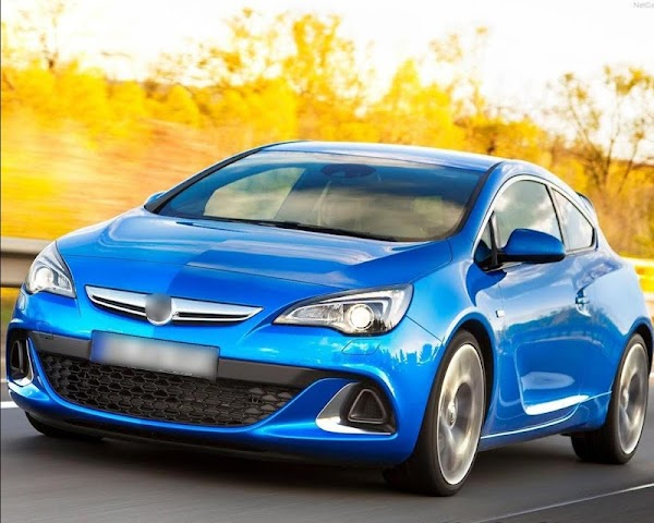 android Wallpapers Opel Astra OPC Screenshot 2