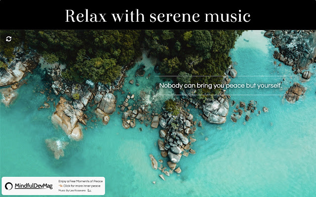 Inner Peace - Experience Peace In One Click