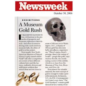Andisheh Avini, Newsweek