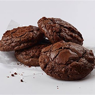 Chocolate Brownie Cookie Made with DOVE®.