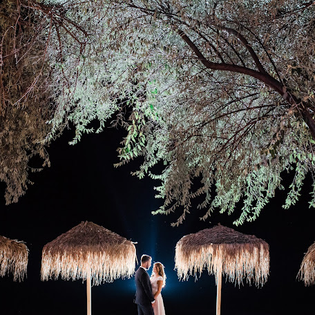 Wedding photographer George Kossieris (kossieris). Photo of 12.03.2019