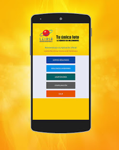 App LEIDSA Oficial - Tu Unica Loto APK for Windows Phone