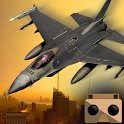 VR Jet Fighter Dogfight Game icon