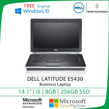DELL LATITUDE E543 laptop