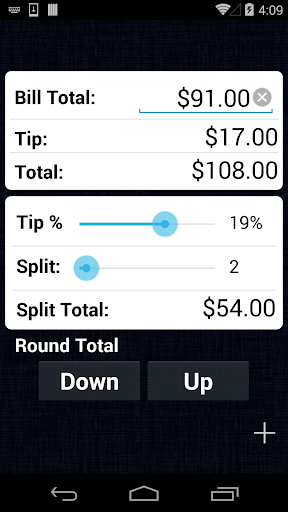 Screenshot for Tip Calculator in United States Play Store