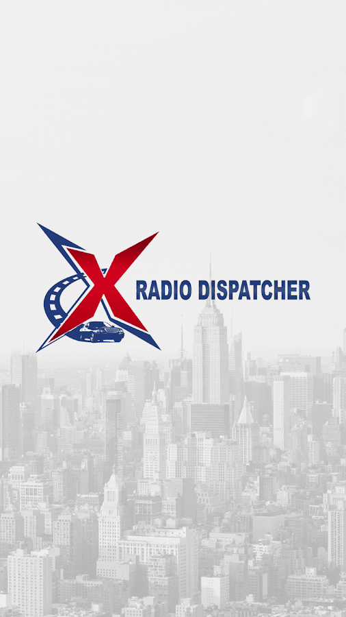 X Radio Dispatcher- screenshot