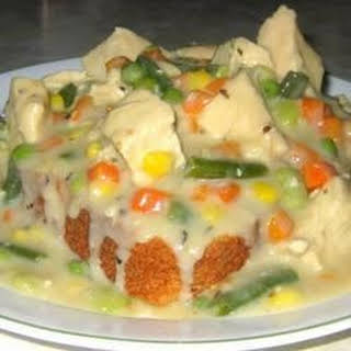 Chicken A La King With Cream Of Chicken Soup Recipes.