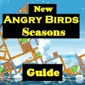 New Angry Birds Seasons Guide icon
