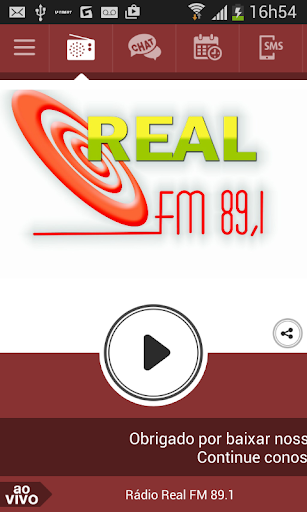 Rádio Real FM 89.1