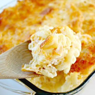 Easy Baked Macaroni and Cheese Recipe - No Boil