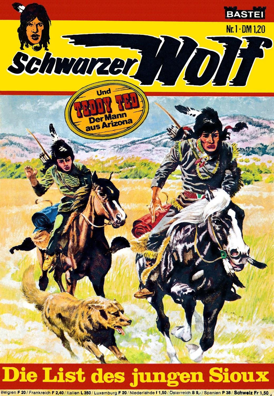 Schwarzer Wolf (1975) - komplett