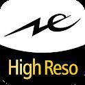 ハイレゾ再生に最適な音楽プレイヤーアプリ[NePLAYER] icon