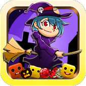 Witch Night Puzzle Bobble