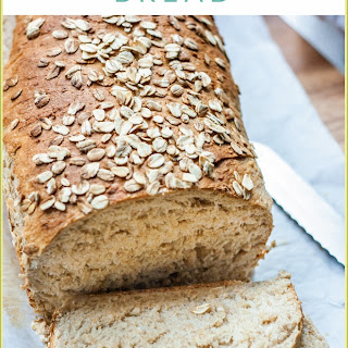 Soft Honey Oat Bread