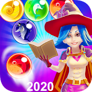 😁Bubble Shooting Game - Bubble Witch 2020 😈