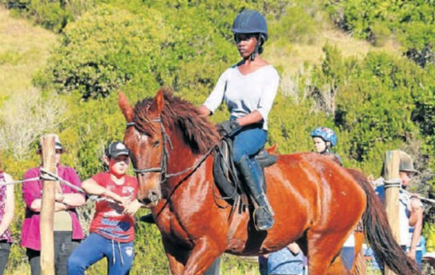 Tamsin Mbatha-Bouwer proves that nothing is impossible